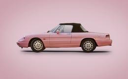 Carro desportivo clássico Imagens de Stock Royalty Free