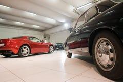 Carro desportivo de Alfa Romeo Imagens de Stock