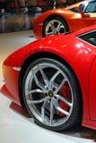 Carro desportivo de Lamborghini Foto de Stock Royalty Free