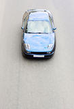 Carro desportivo de minha série luxuosa dos carros fotografia de stock royalty free