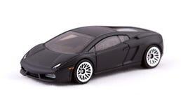 Carro desportivo do brinquedo Fotografia de Stock