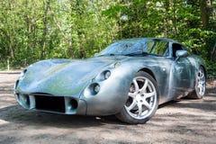 Carro desportivo do inglês de TVR Tuscan imagem de stock