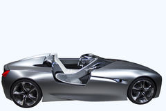 Carro desportivo do modelo novo  Fotografia de Stock Royalty Free