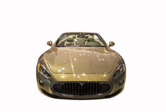 Carro desportivo luxuoso novo Imagens de Stock Royalty Free