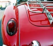 Carro desportivo MGA do vintage fotos de stock royalty free