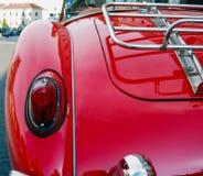 Carro desportivo MGA do vintage imagem de stock