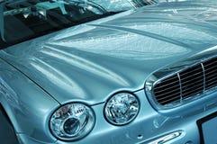 Carro dianteiro Imagem de Stock Royalty Free