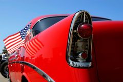 Carro do All-American Imagens de Stock