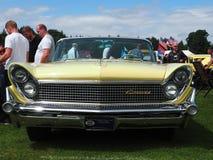 Carro do americano da bandeira dos Estados Unidos Imagens de Stock