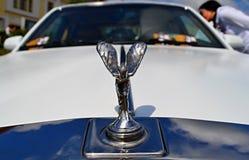 Carro do anjo Imagem de Stock Royalty Free