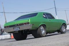 Carro do arrasto da nova de Chevrolet Imagens de Stock Royalty Free