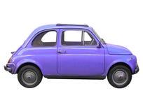 Carro do automóvel de Fiat 500 Imagens de Stock