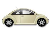 Carro do besouro Imagem de Stock Royalty Free