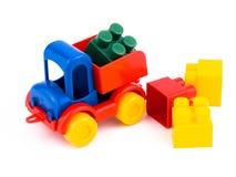 Carro do brinquedo Fotos de Stock