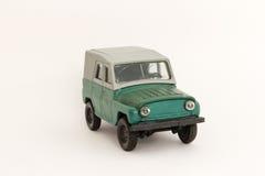 Carro do brinquedo Foto de Stock Royalty Free