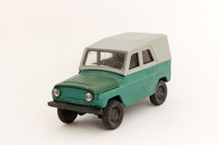 Carro do brinquedo Foto de Stock