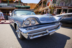 Carro do clássico de DeSoto Firesweep Fotografia de Stock Royalty Free