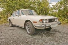 Carro do clássico do veado do triunfo. Fotos de Stock Royalty Free