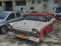 carro do clássico do vintage Imagens de Stock