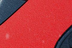 Carro do close-up com gotas da água Imagem de Stock