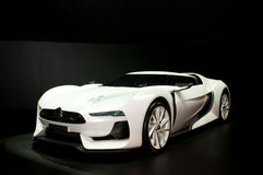 Carro do conceito de Citroen GT Imagem de Stock Royalty Free