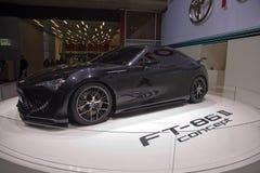 Carro do conceito de Toyota FT-86 II Fotografia de Stock
