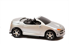 Carro do convertible do brinquedo Fotografia de Stock Royalty Free