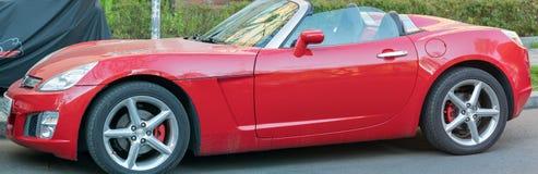 Carro do cupê de Opel GT Fotos de Stock