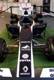 Carro do Fórmula 1 Imagens de Stock