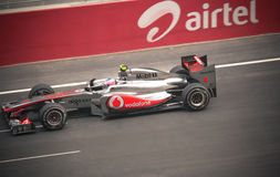 Carro do Fórmula 1 Foto de Stock