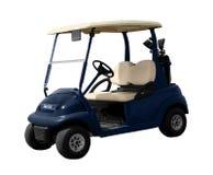 Carro do golfe Imagens de Stock