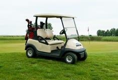 Carro do golfe fotos de stock royalty free
