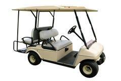 Carro do golfe Imagem de Stock