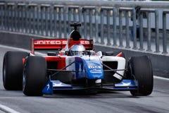 Carro do GP dos EUA A1 da equipe Foto de Stock Royalty Free
