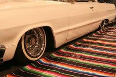 Carro do Lowrider Fotografia de Stock Royalty Free