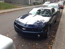 Carro do músculo de Chevrolet imagens de stock
