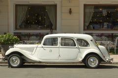 Carro do oldtimer de Citroen imagem de stock royalty free
