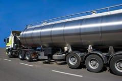 Carro do petróleo Imagens de Stock