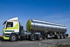 Carro do petróleo Imagem de Stock
