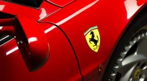Carro do testarossa de Ferrari 512B Fotografia de Stock