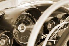 Carro do vintage foto de stock royalty free