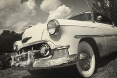 Carro do vintage Fotografia de Stock Royalty Free