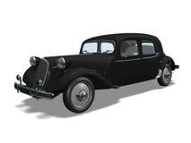 Carro do vintage Ilustração do Vetor
