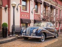 Carro do vintage de BMW 501 Fotos de Stock Royalty Free