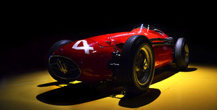 Carro do vintage de Maserati Fotos de Stock Royalty Free