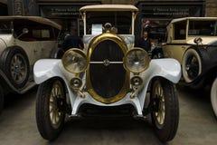 Carro do vintage do Phaeton alemão de NAG C4 10/30 do fabricante Fotos de Stock