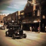 Carro do vintage em Halifax Nova Escócia Fotos de Stock