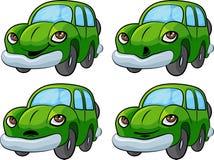 Carro dos desenhos animados ilustração stock