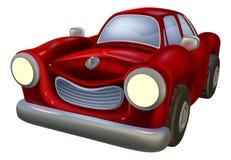 Carro dos desenhos animados Foto de Stock Royalty Free