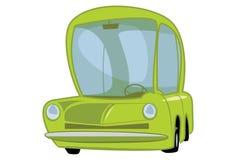 Carro dos desenhos animados Fotos de Stock Royalty Free
